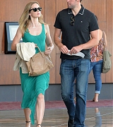 Emily Blunt and John Kransinski Out at ArcLight - August 7