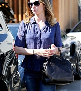 Emily Blunt at Meche Salon - September 3