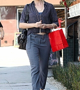 Emily Blunt in West Hollywood - August 27