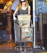 Emily Blunt Shopping in Whole Foods - March 25