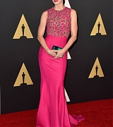 Emily Blunt at Motion Picture Academy's 6th Annual Governors Awards - November 8