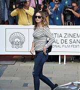 Emily Blunt at 63rd San Sebastian Film Festival Day 1 - September 18