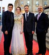 Emily Blunt at 63rd San Sebastian Film Festival Sicario Premiere - September 19