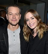 Emily Blunt & Celebrities at EW's Must List Party At TIFF - September 12