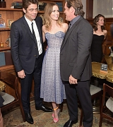"""Emily Blunt at """"Sicario"""" 2015 TIFF After Party - September 11"""