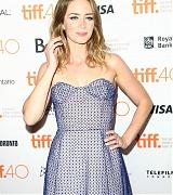 "Emily Blunt at ""Sicario"" 2015 TIFF Premiere - September 11"