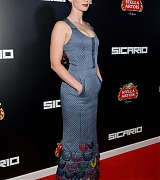 Emily Blunt at 'Sicario' New York Premiere - September 14
