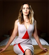 Emily Blunt Poses for LA Times Photoshoots