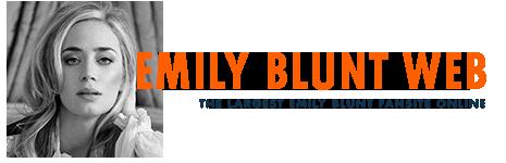Emily Blunt Web